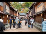 ひがし茶屋街〔重要伝統的建造物群保存地区〕  -石川県金沢市東山-