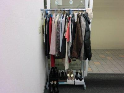 中古・新品衣類等、販売開始しました!