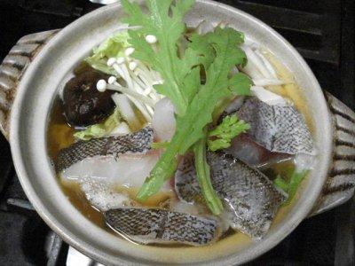 一人用鍋(冬限定)