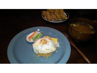 インドネシアの朝食