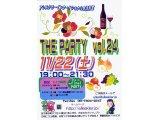 2014.11.22(土) THE PARTY 19:00~21:30