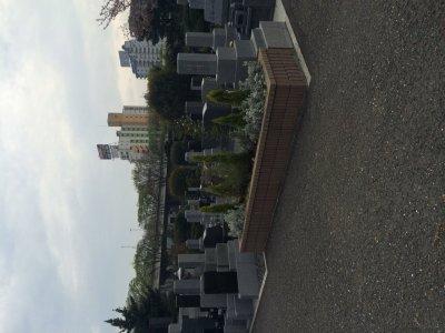 築地本願寺和田御廟所