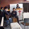 平尾団地商店街の学習教室