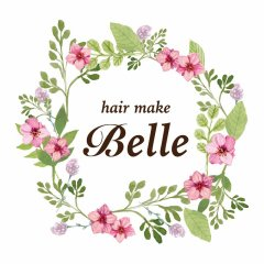 hair make Belle