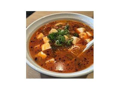 マーボー坦々麺
