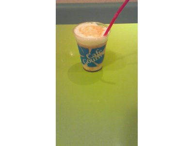 【アイスキャラメル・ラテ♪♪】