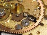 時計では掃除が修理になります
