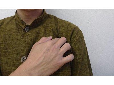 肺に関わる経絡に溜まった邪気を散らし、気の流れを正常に戻すツボ
