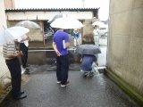 雨の日の立会