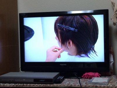 DVDが観れた~♪お勉強(^-^)/