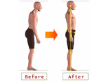 姿勢矯正プログラム