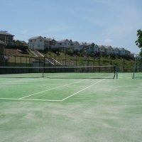 モックテニスコート