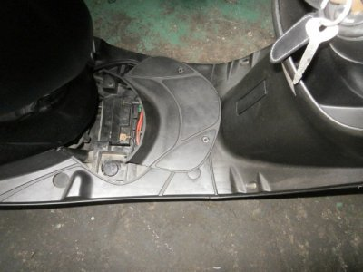 ジョグ 納車整備