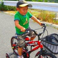 自転車出張修理のオフロードカントリー