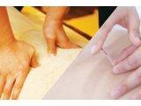 マッサージ、指圧、鍼治療、併用治療