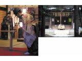 日本で唯一!! 「杖の清め祓い」