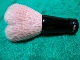 熊野筆の洗顔ブラシ