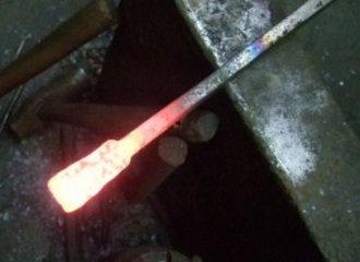 京都の鍛冶屋 熊本鍛造