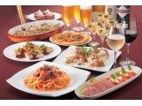 「大人気ORCA女子会コース」料理7品+飲み放題つき¥2980