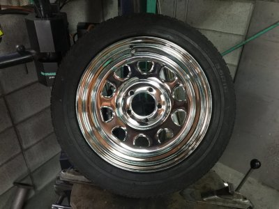 兵庫県 姫路市 持込み タイヤ交換 ランニングフリー