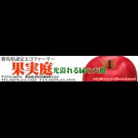 群馬県沼田市 りんご狩り・さくらんぼ狩り・桃狩りの果実庭