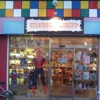 雑貨屋 CUBIC LOOP