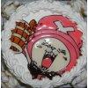 ワンピースキャラクターケーキ