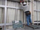 市立高等学校空調機設置電気設備工事