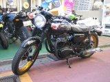 W800 レンタルバイク