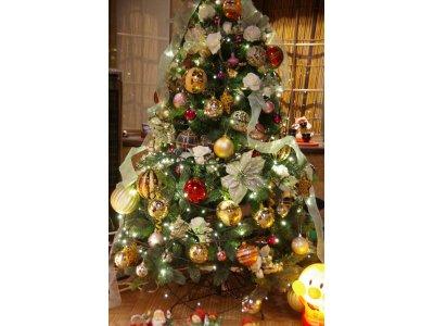 ★ クリスマスの飾りつけ♪