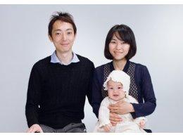 お宮参り&百日記念写真/お出かけ&撮影時赤ちゃん着物無料サービス