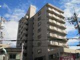 近鉄八尾駅の敷金礼金0円の1DKの賃貸マンション。駅から歩いて3分です。