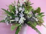 沖縄 花屋 お誕生日のスタンド花