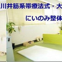 川井筋系帯療法式・ 大宮センター(にいのみ整体院)