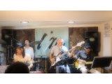 5月31日(火)Old-Gライブはキーボードも加わり、素敵かっこいいライブでした♪